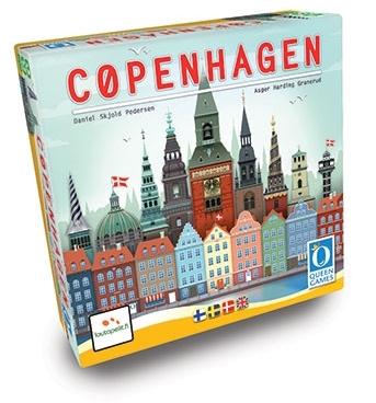 Copenhagenin kansi
