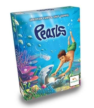 Pearlsin kansi