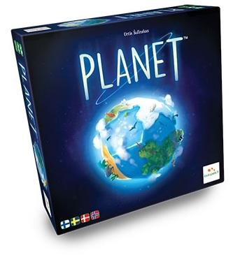 Planetin kansi