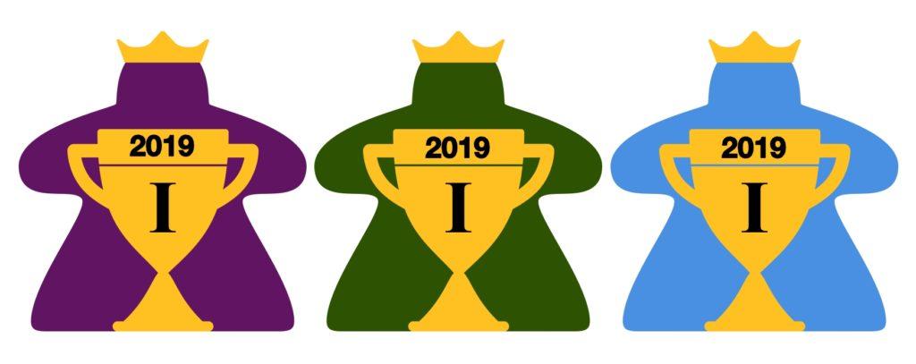 Pelaajien valinta 2019 -logot