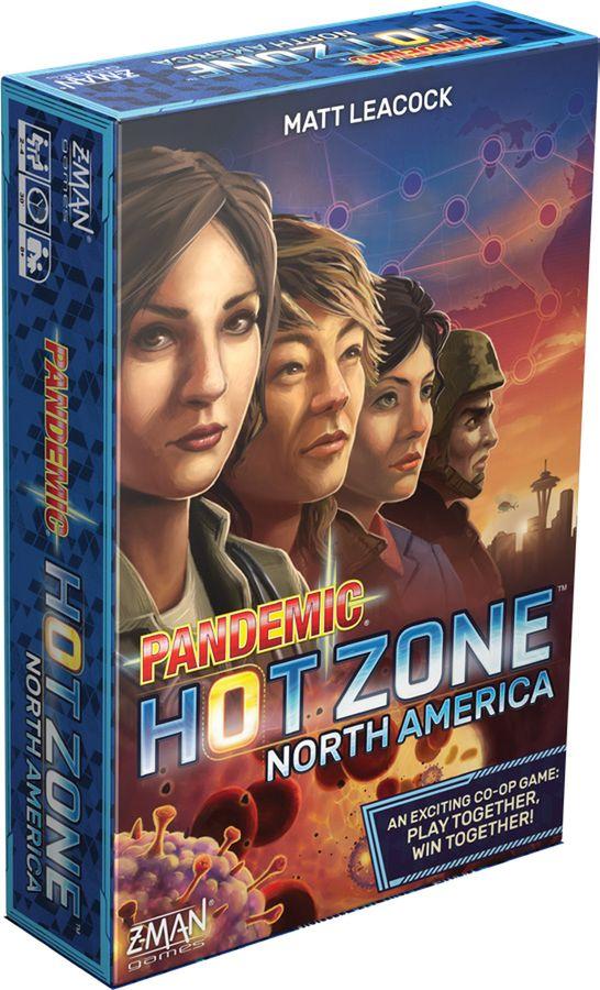 Pandemic: Hot Zone – North American kansi