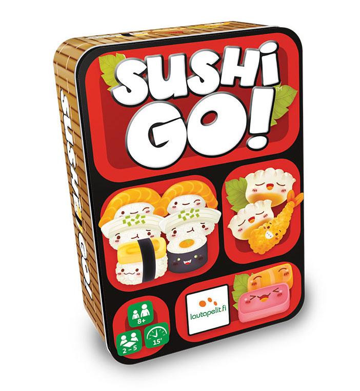 Sushi Go!:n kansi