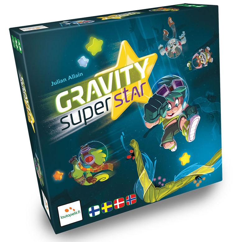 Gravity Superstarin kansi