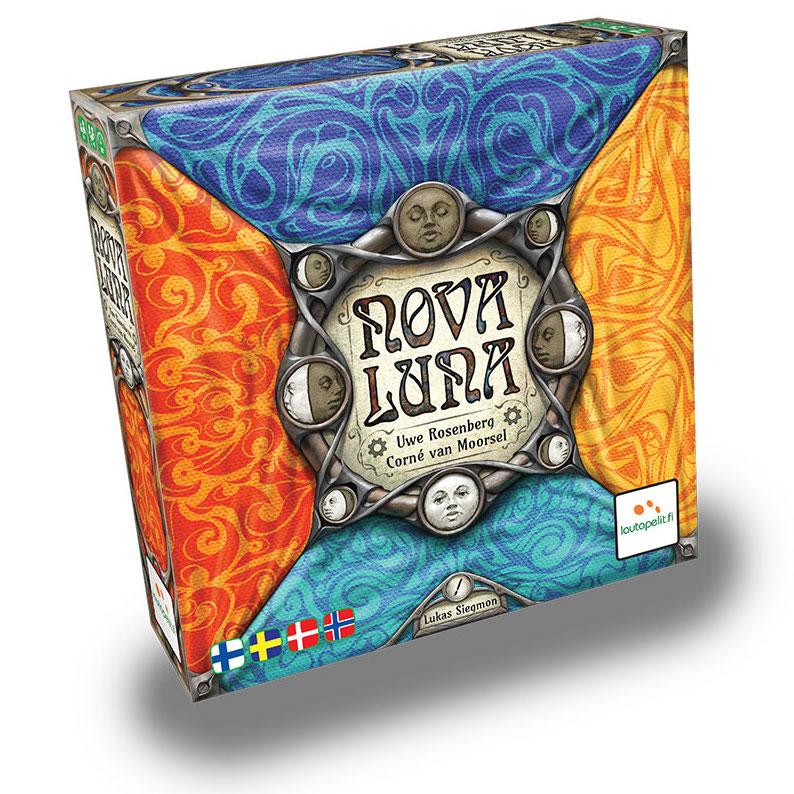 Nova Lunan kansi